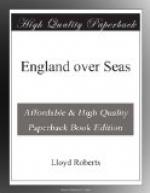 England over Seas by