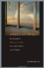 An American Idyll by