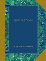 Doctor and Patient by Silas Weir Mitchell