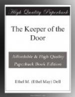 The Keeper of the Door by Ethel May Dell