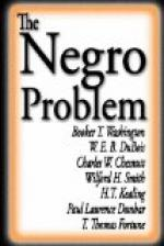 The Negro Problem by