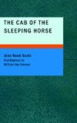 The Cab of the Sleeping Horse by