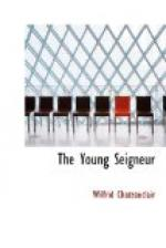 The Young Seigneur by