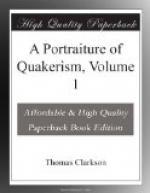 A Portraiture of Quakerism, Volume 1 by Thomas Clarkson