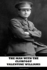 The Man with the Clubfoot by
