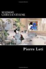 Madame Chrysantheme by Pierre Loti