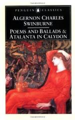 Atalanta in Calydon by Algernon Swinburne
