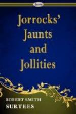 Jorrocks' Jaunts and Jollities by Robert Smith Surtees
