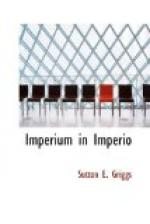Imperium in Imperio: A Study of the Negro Race Problem by Sutton E. Griggs