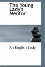 The Young Lady's Mentor by