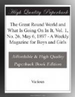 The Great Round World and What Is Going On In It, Vol. 1, No. 26, May 6, 1897 by
