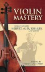 Violin Mastery by