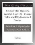 Young Folks Treasury, Volume 3 (of 12) by