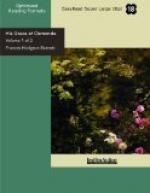 His Grace of Osmonde by Frances Hodgson Burnett