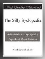The Silly Syclopedia by