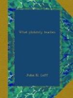 What Philately Teaches by John N. Luff