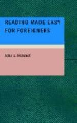 Reading Made Easy for Foreigners - Third Reader by