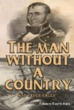 The Man Without a Country and Other Tales by Edward Everett Hale