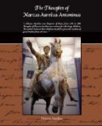 Thoughts of Marcus Aurelius Antoninus by Marcus Aurelius