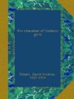 The Education of Catholic Girls by