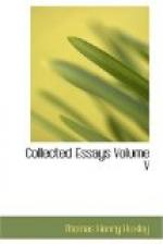 Collected Essays, Volume V by Thomas Huxley