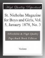 St. Nicholas Magazine for Boys and Girls, Vol. 5, May, 1878, No. 7. by