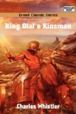 King Olaf's Kinsman by Charles Whistler