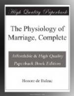 The Physiology of Marriage, Complete by Honoré de Balzac
