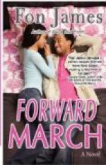"""""""Forward, March"""" by"""