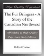 The Fur Bringers by Hulbert Footner
