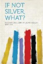 If Not Silver, What? by