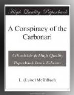 A Conspiracy of the Carbonari by