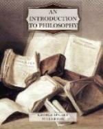 An Introduction to Philosophy by