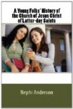 A Young Folks' History of the Church of Jesus Christ of Latter-day Saints by
