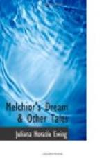 Melchior's Dream and Other Tales by Juliana Horatia Ewing