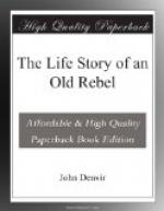 The Life Story of an Old Rebel by