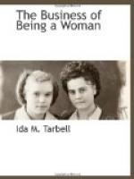 The Business of Being a Woman by Ida M. Tarbell
