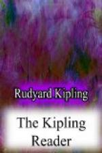 The Kipling Reader by Rudyard Kipling