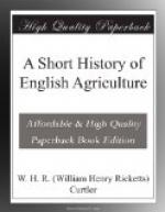 A Short History of English Agriculture by