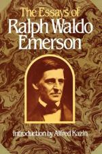 Essays by Ralph Waldo Emerson by Ralph Waldo Emerson