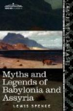 Myths of Babylonia and Assyria by