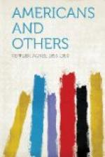 Americans and Others by Agnes Repplier