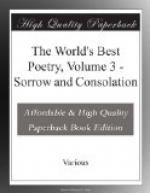 The World's Best Poetry, Volume 3 by