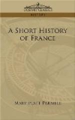 A Short History of France by Mary Platt Parmele