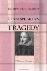 Shakespearean Tragedy by Andrew Cecil Bradley
