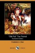"""Old Put"" The Patriot by"