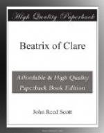 Beatrix of Clare by