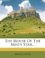 The House of the Misty Star by Frances Little