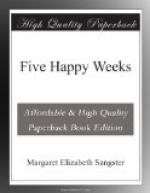 Five Happy Weeks by