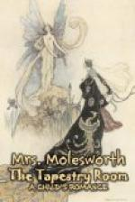 The Tapestry Room by Mary Louisa Molesworth